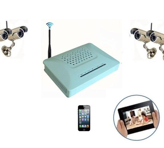 Mini telecamere senza fili