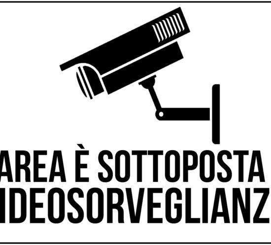 E' obbligatorio esporre il cartello area videosorvegliata?